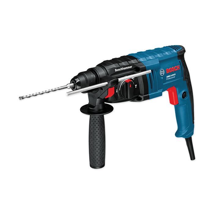 Bosch hammer drill GBH 2-20 D