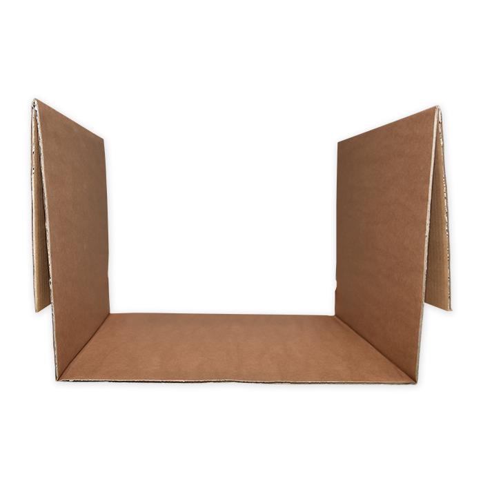 Brieger hanging file inlay for folder box Hanging register insert