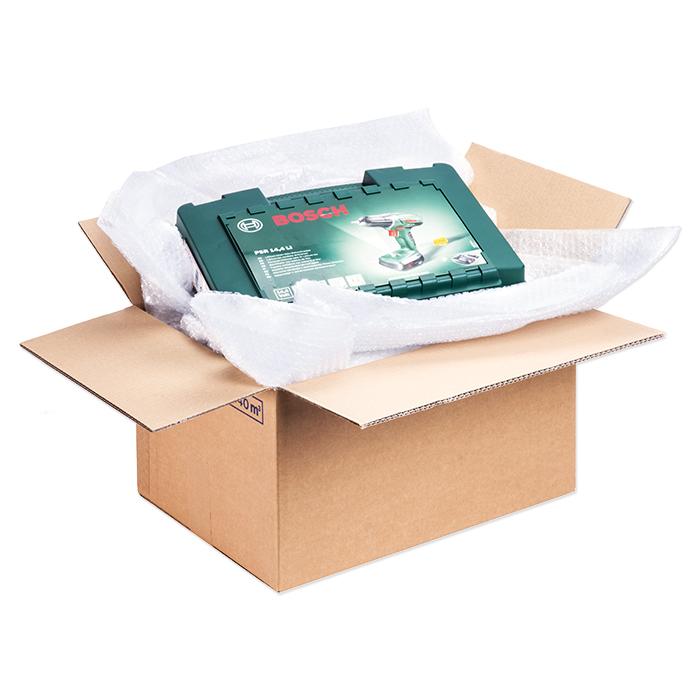 Brieger Standard boxes, double corrugation