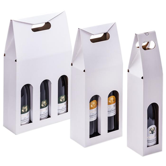 Brieger Tragverpackung für Wein
