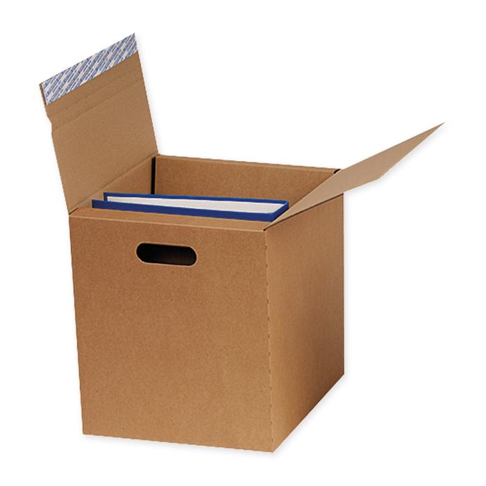 Brieger Versandbox für Ordner