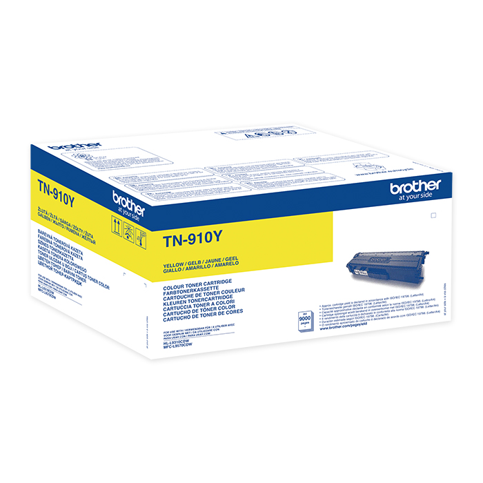 Brother Toner cartridge TN-910 yellow, 9000 pages