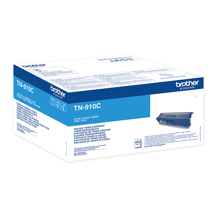 Brother Toner TN-910 cyan, 9000 Seiten