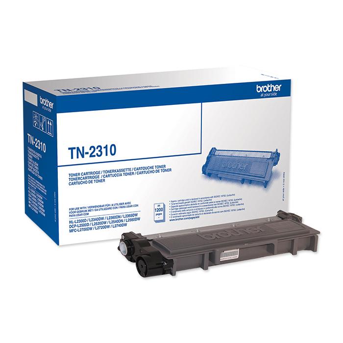 Brother Toner / Drum TN-2310 / TN-2320 / DR-2300 black, 1'200 Seiten