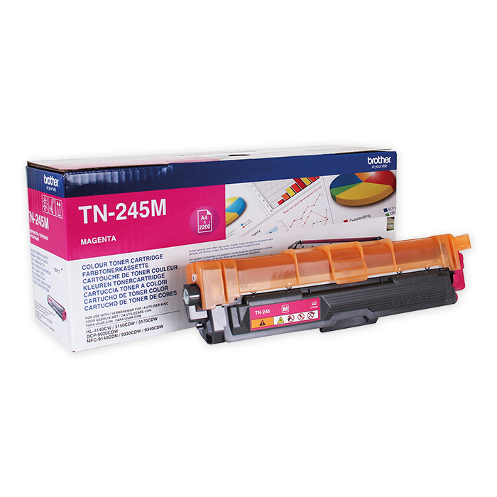 Brother Toner cartridge TN-241 magenta, 2200 pages
