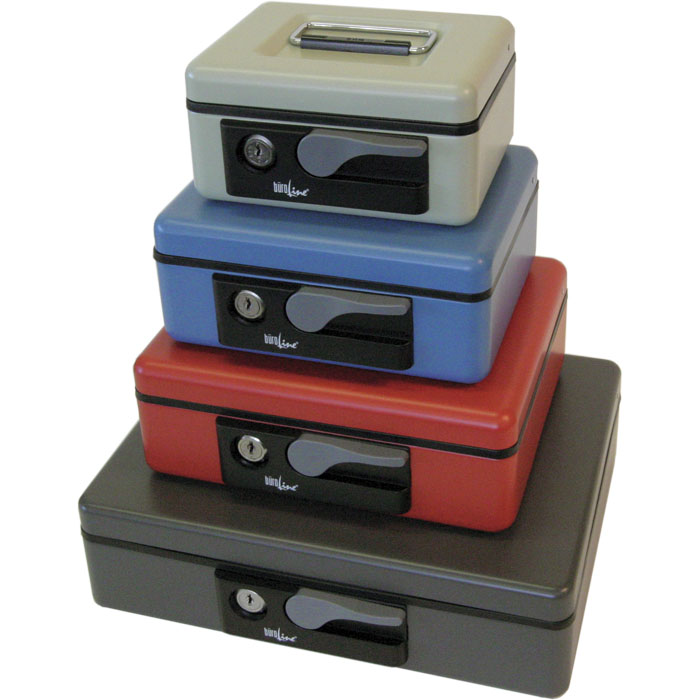 BüroLine Cash box