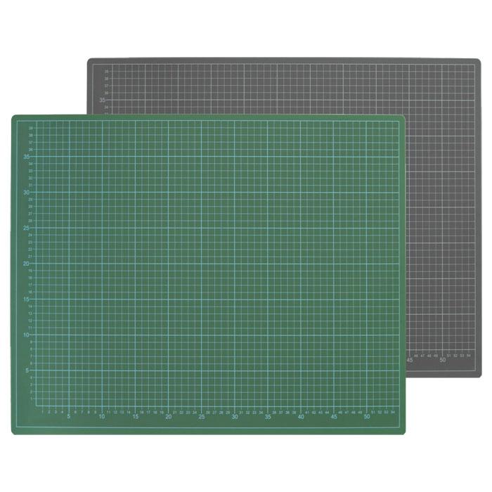 BüroLine Cutting board green/black