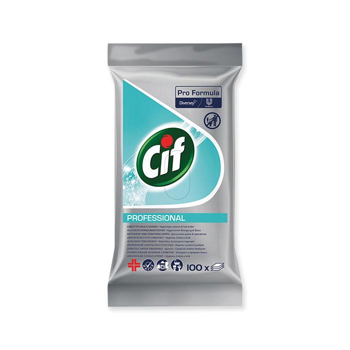 CIF® Professional Allzweckreinigungstücher