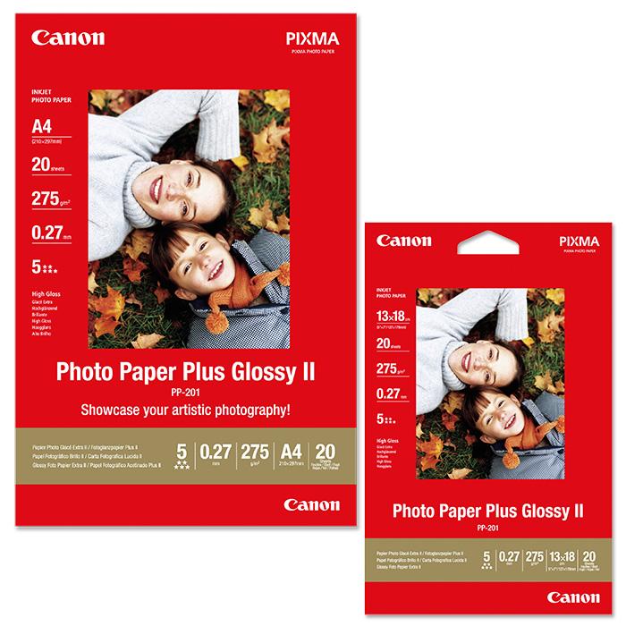 Canon Ink-Jet Fotopapier Plus II