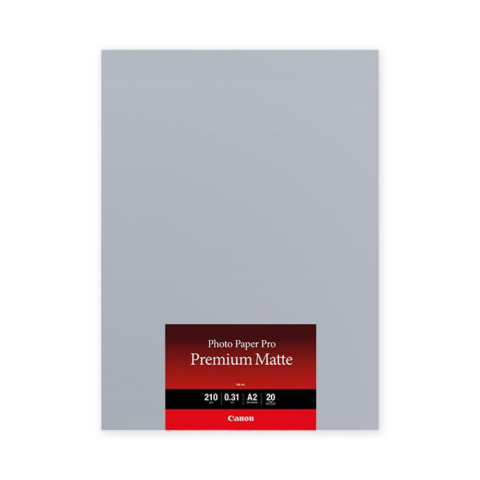 Canon Ink-Jet Fotopapier Premium Matte