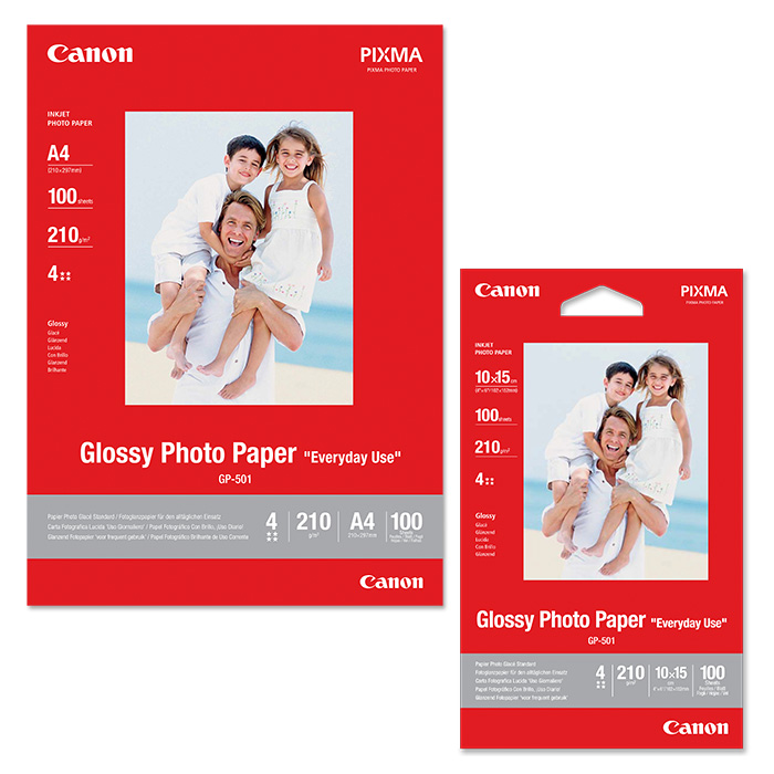 Canon Inkjet photo paper Everyday