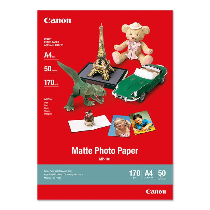 Canon Inkjet photo paper Matte