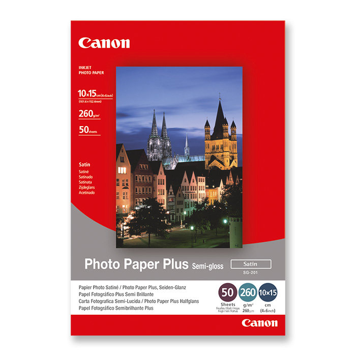 Canon Inkjet photo paper PIXMA