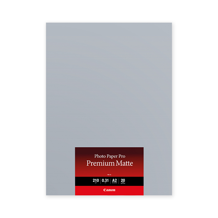 Canon Inkjet photo paper Premium Matte