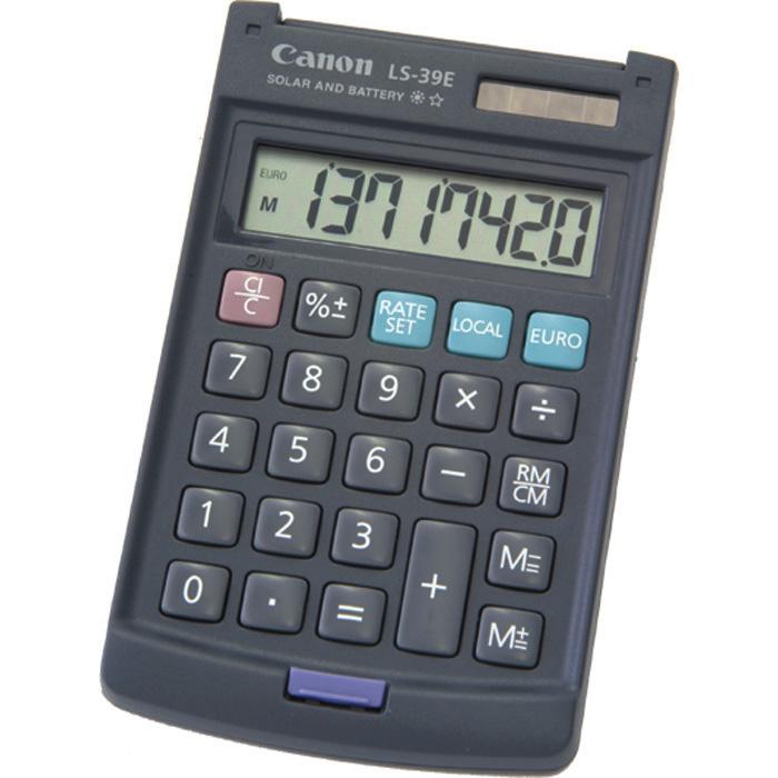 Canon Taschenrechner LS-39E