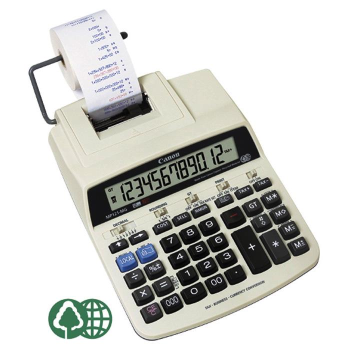 Canon Tischrechner MP121-MG