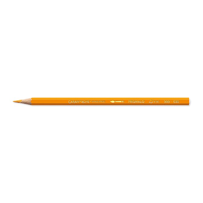 Caran d'Ache Colour pencil Prismalo Individual colours Orange*