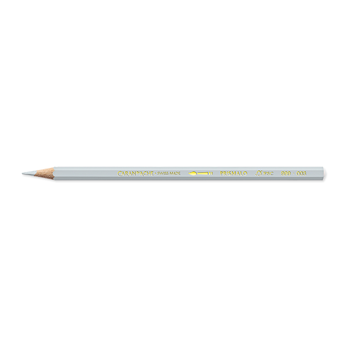 Caran d'Ache Colour pencil Prismalo Individual colours light grey