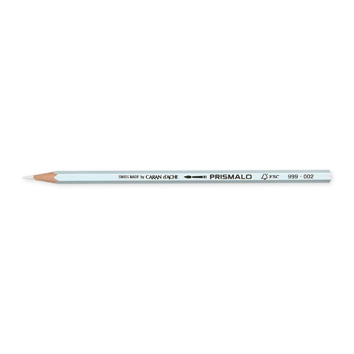 Caran d'Ache Colour pencil Prismalo Individual colours silver grey