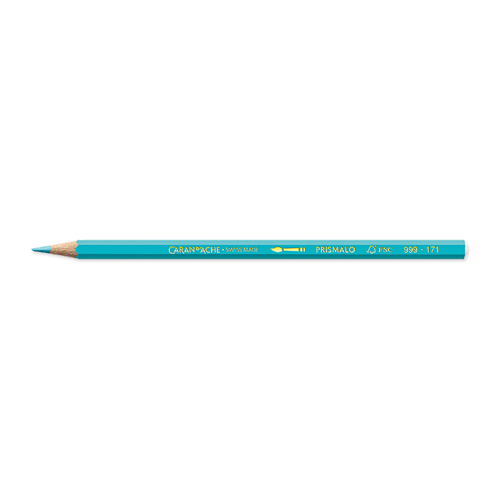 Caran d'Ache Colour pencil Prismalo Individual colours turquoise