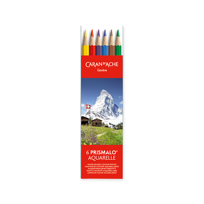 Caran d'Ache Colour pencil Prismalo Selection