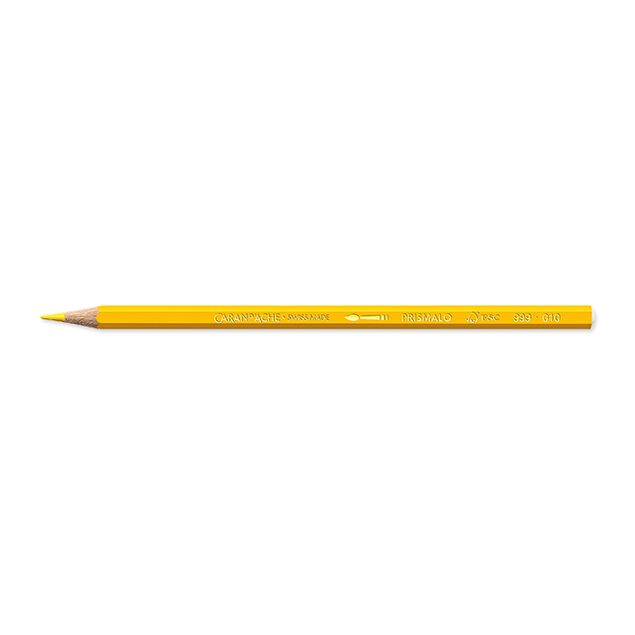 Caran d'Ache Colour pencil Prismalo Individual colours yellow