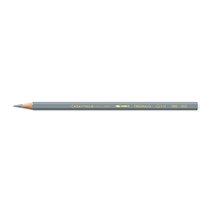 Caran d'Ache Colour pencil Prismalo Individual colours grey*