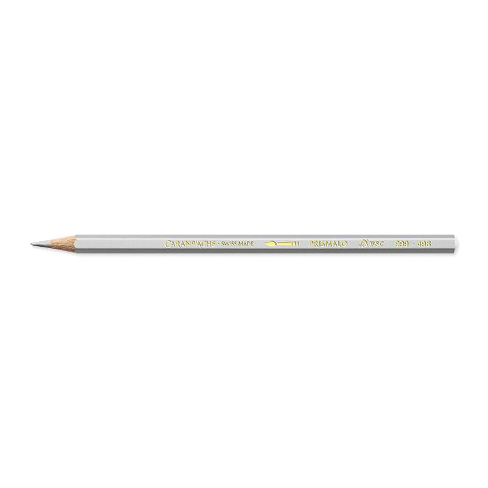 Caran d'Ache Colour pencil Prismalo Individual colours silver
