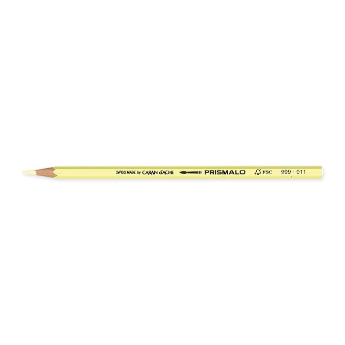 Caran d'Ache Colour pencil Prismalo Individual colours pale yellow