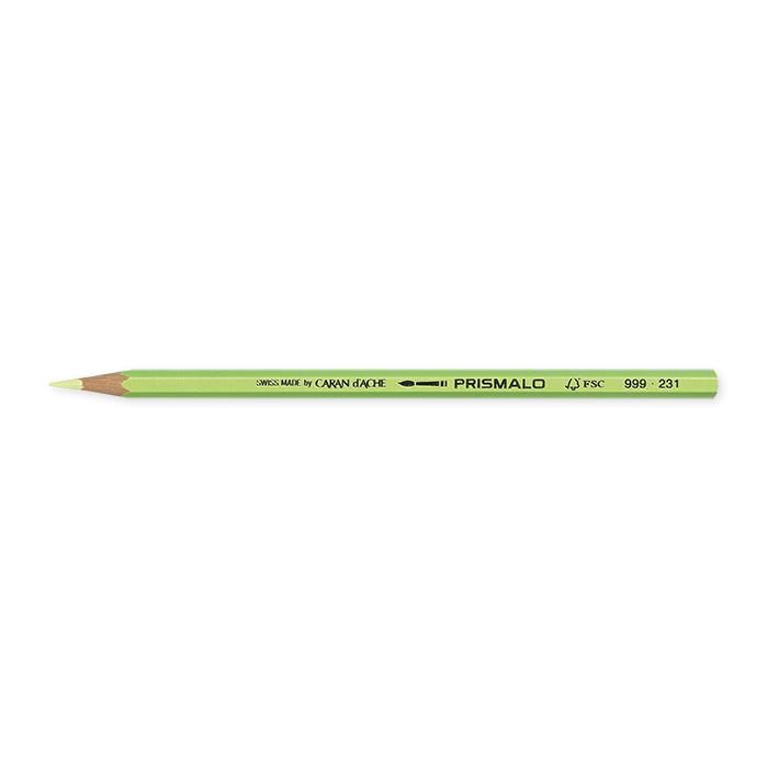 Caran d'Ache Colour pencil Prismalo Individual colours lime green