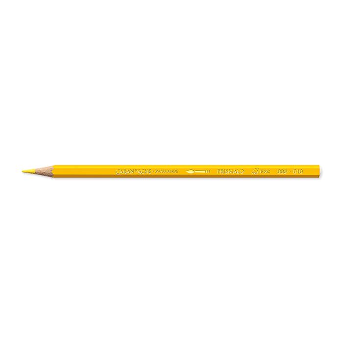Caran d'Ache Farbstift Prismalo Einzelfarben gelb