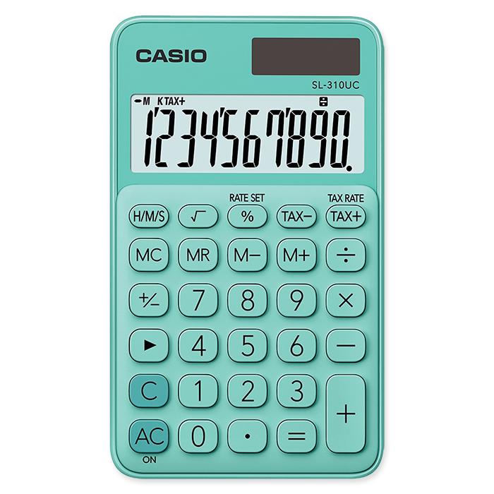 Casio Calcolatrice tascabile SL-310
