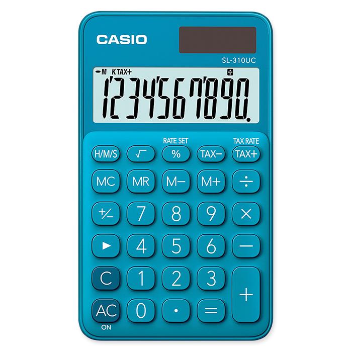 Casio Pocket calculator SL-310