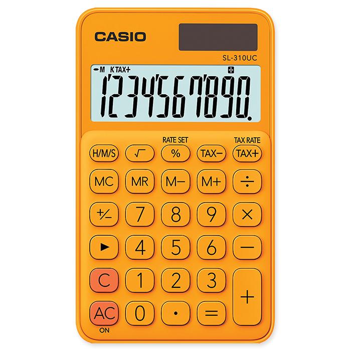 Casio Pocket calculator SL-310