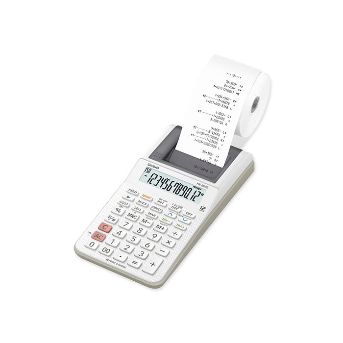 Casio Table-top calculator HR-8RCEWE
