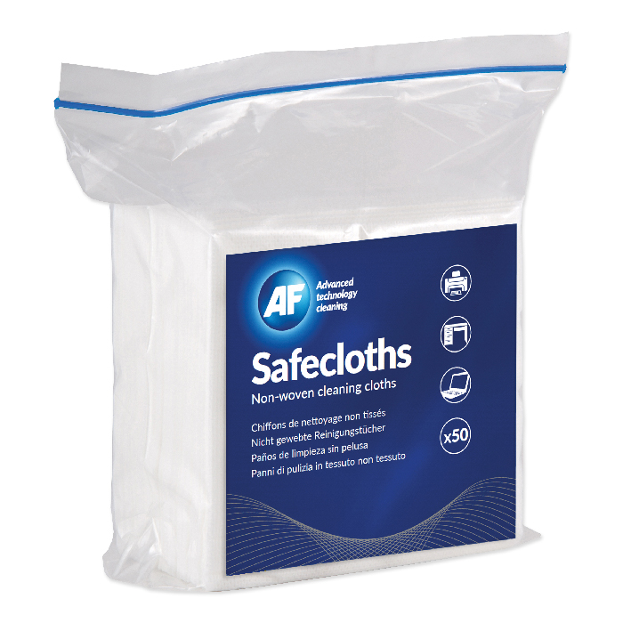 Chiffons de nettoyage AF Safecloths