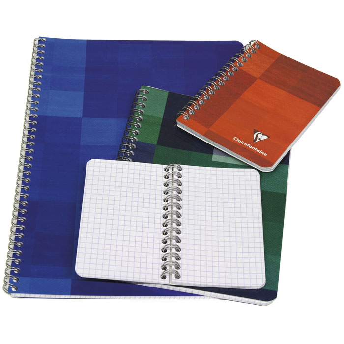 Clairefontaine Spiral booklet Matris
