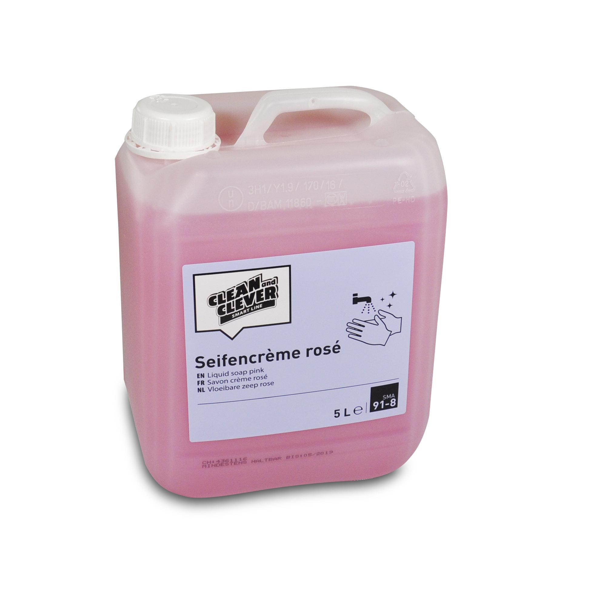 Clean&Clever Créme Savon liquide ECO91-8