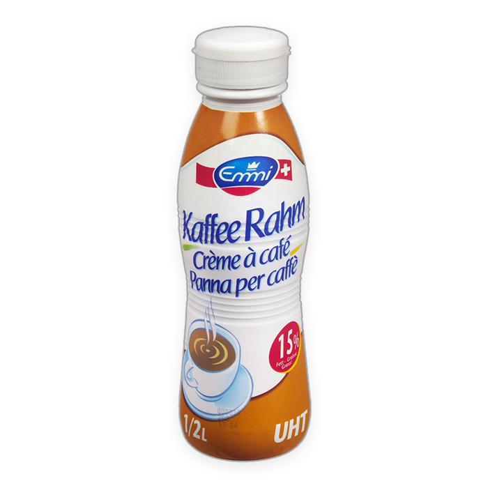 Cooh Kaffeerahm, Flasche