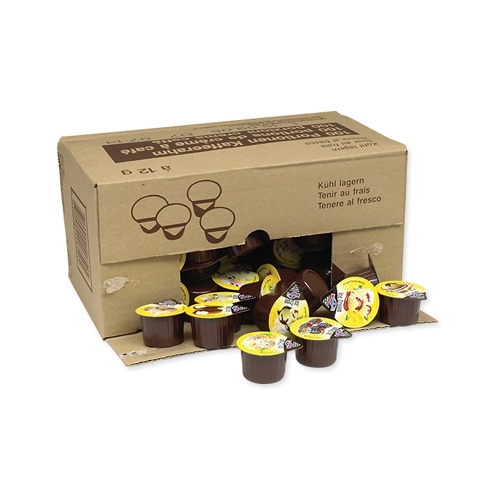 Cremo Coffee cream portions large pack