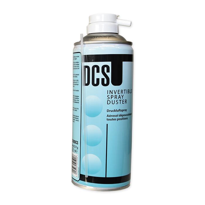 DCS Druckluftspray nicht brennbar