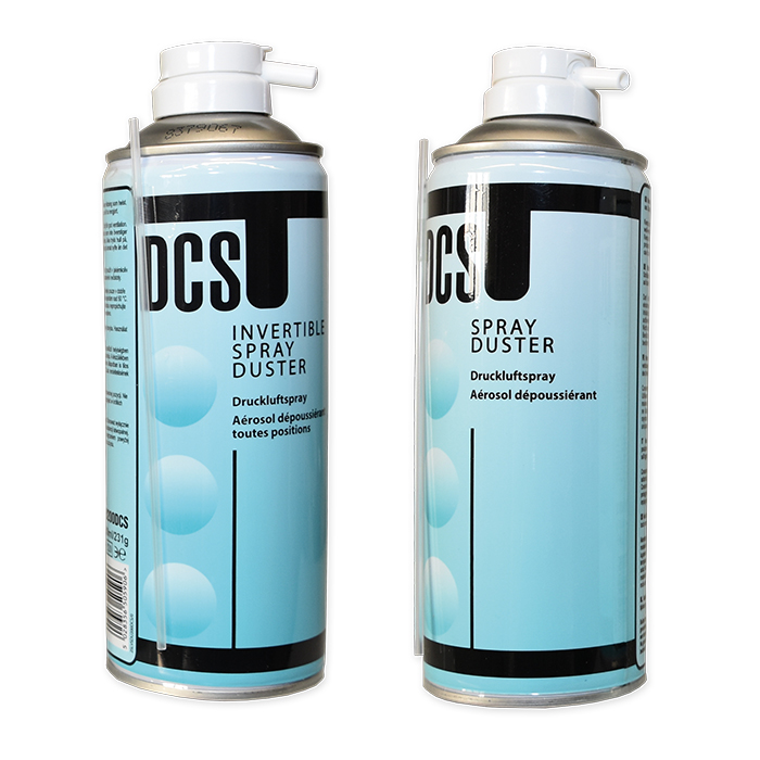 DCS Spray ad aria compressa non infiammabile