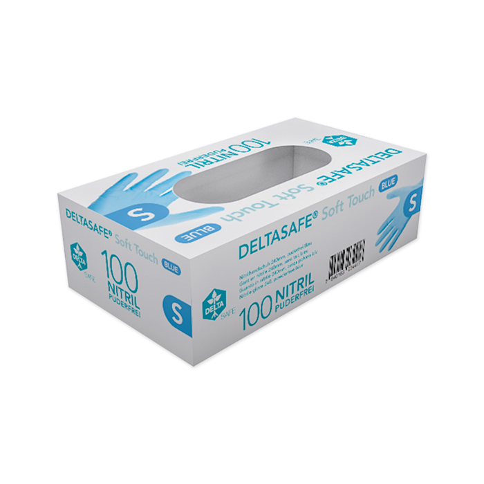 DELTASAFE® Guanti Soft Touch
