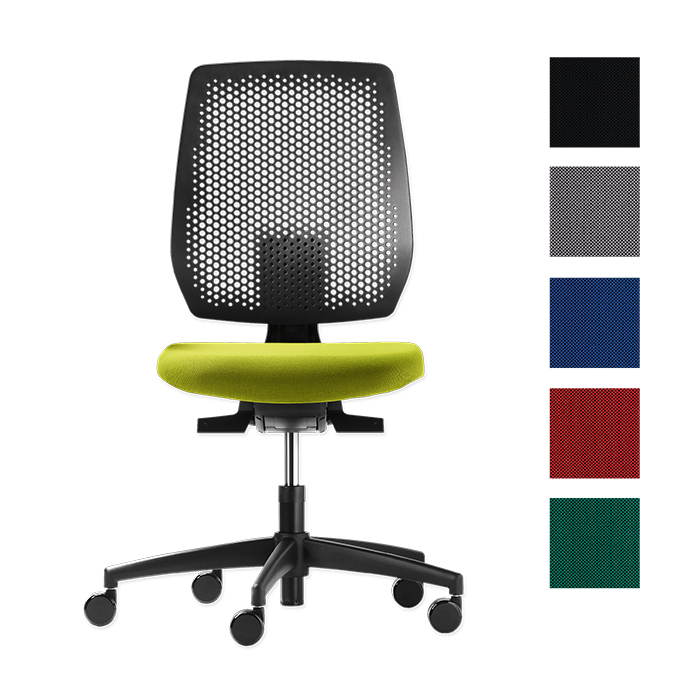 Dauphin Swivel chair speed-o membrane