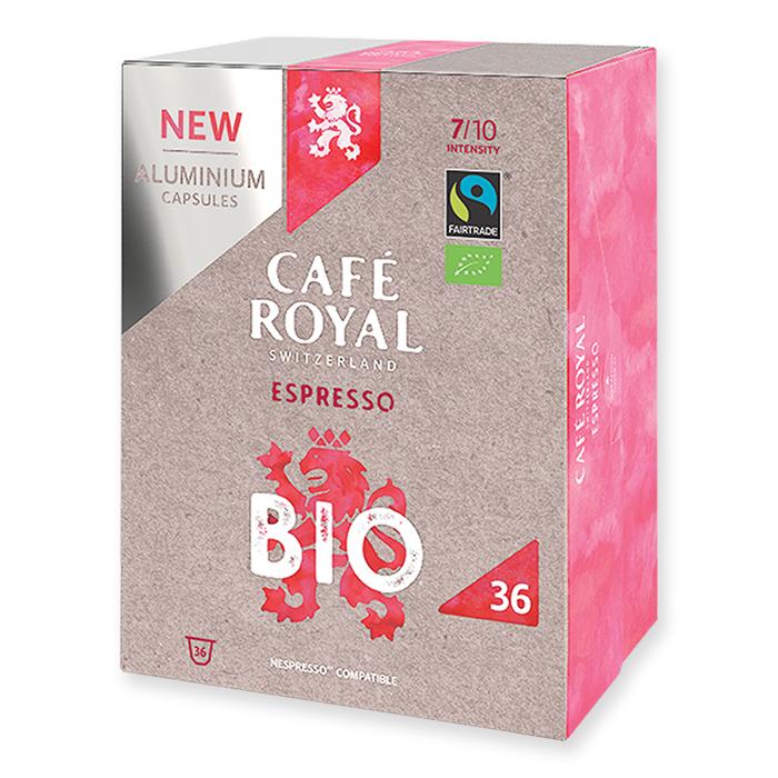 Café Royal Caps Espresso Bio/Organic