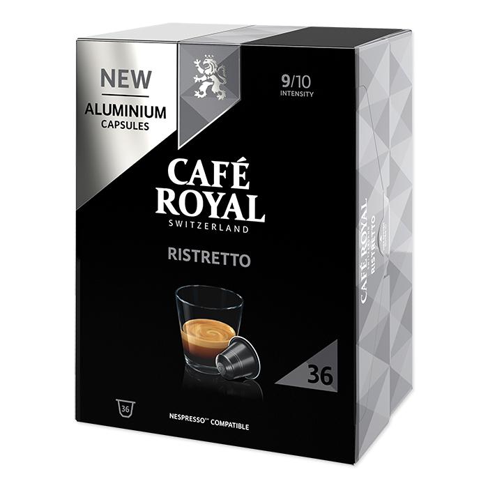 Café Royal Caps Ristretto
