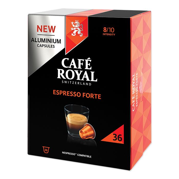 Café Royal Caps Espresso Forte