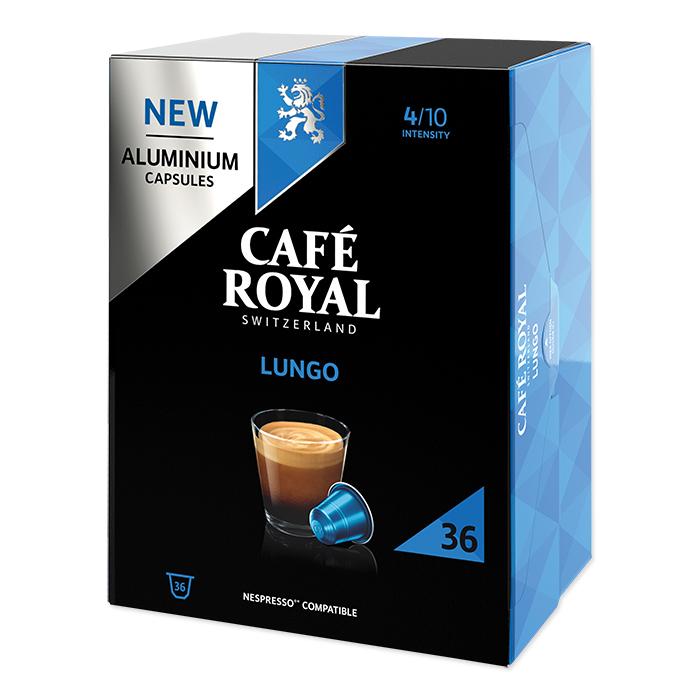 Café Royal Caps Lungo