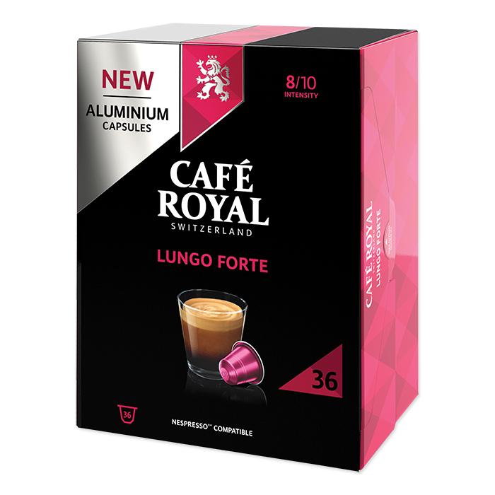 Café Royal Caps Lungo Forte