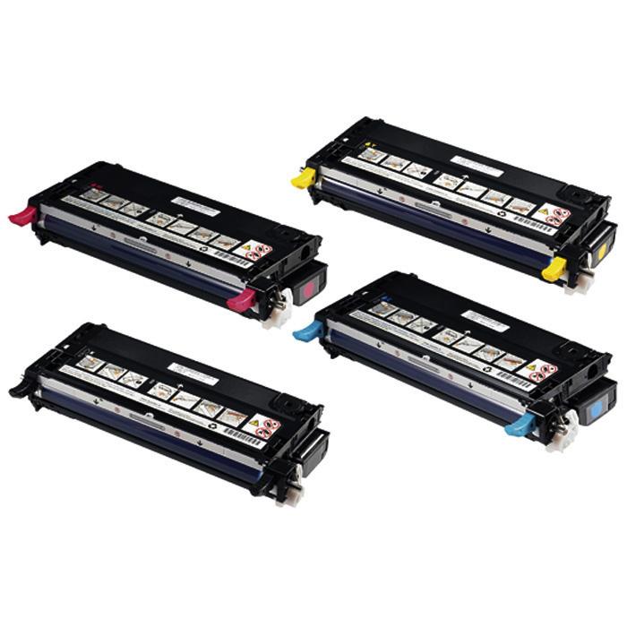 Dell Toner-Modul 593-10170 - 172 / 10221